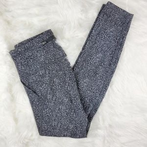 Athleta Pants - NWOT Athleta Black Lightning Static Leggings